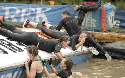 Patient's cousin raises money by completing Tough Mudder